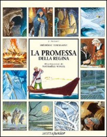 La promessa della regina - Frédéric Touissant |