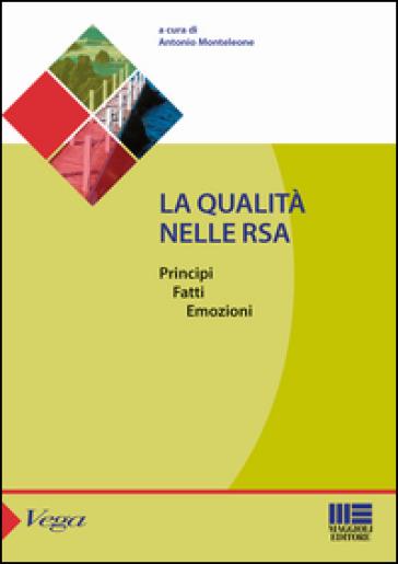 La qualità nelle RSA - A. Monteleone   Jonathanterrington.com