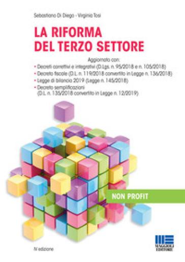 La riforma del terzo settore - Sebastiano Di Diego |