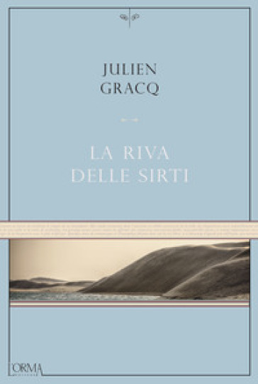 La riva delle sirti - Julien Gracq pdf epub