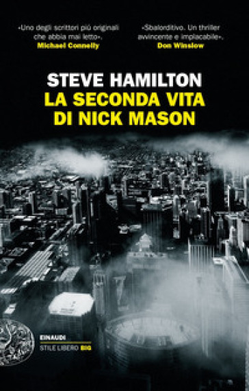 La seconda vita di Nick Mason - Steve Hamilton pdf epub