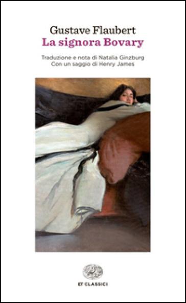 La signora Bovary - Gustave Flaubert |