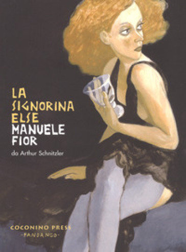 La signorina Else - Manuele Fior   Jonathanterrington.com