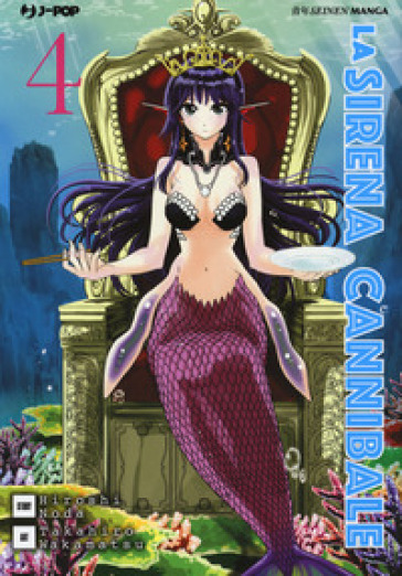 La sirena cannibale. 4. - Hiroshi Noda | Thecosgala.com