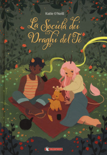 La società dei draghi del tè - Katie O'Neill | Ericsfund.org