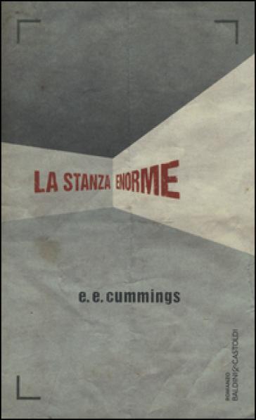 La stanza enorme - Edward E. Cummings pdf epub