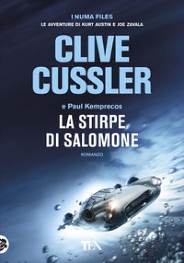 La stirpe di Salomone - Clive Cussler pdf epub