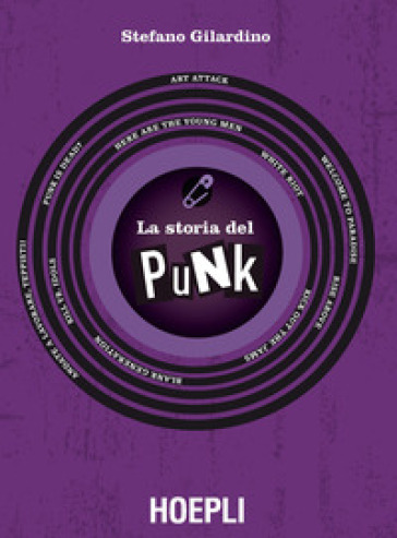 La storia del punk - Stefano Gilardino |