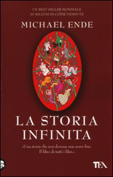 Risultati immagini per la storia infinita copertina libro