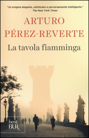 La tavola fiamminga - Arturo Pérez-Reverte |