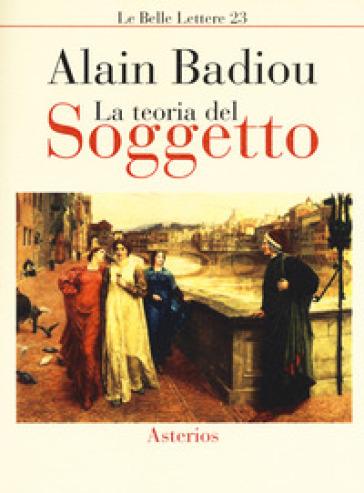 La teoria del soggetto - Alain Badiou  