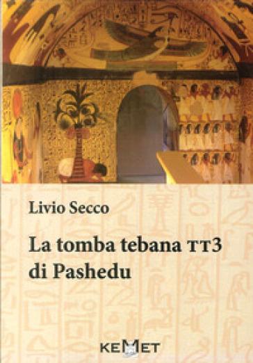 La tomba tebaa. TT3 di Pashedu - Livio Secco   Kritjur.org