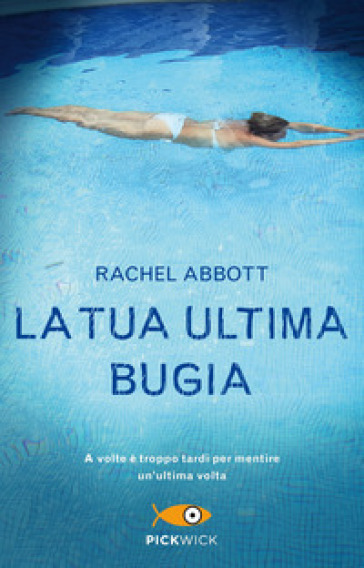 La tua ultima bugia - Rachel Abbott | Jonathanterrington.com