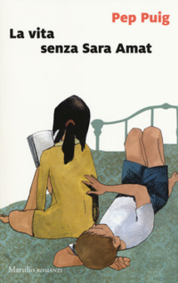 La vita senza Sara Amat - Pep Puig | Kritjur.org