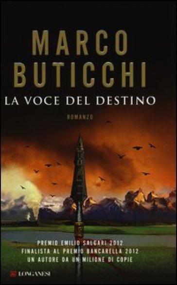 La voce del destino - Marco Buticchi   Rochesterscifianimecon.com