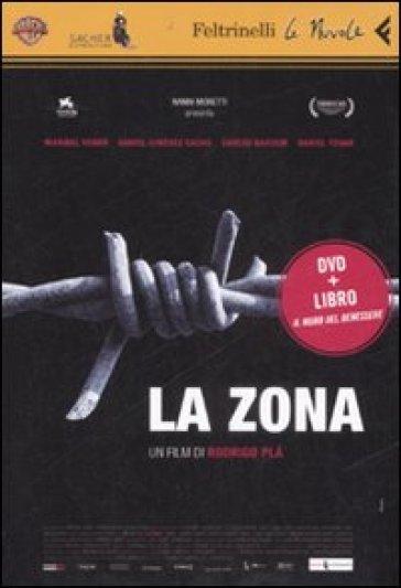 La zona. DVD. Con libro - Rodrigo Plà | Jonathanterrington.com