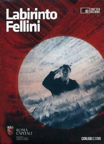 Labirinto Fellini. 2 DVD. Con libro - Federico Fellini |