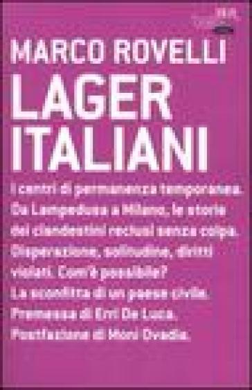 Lager italiani - Marco Rovelli |