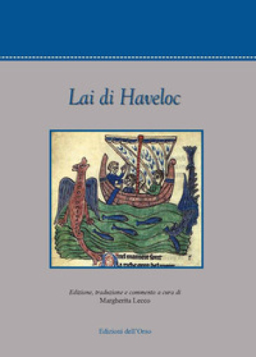 Lai di Haveloc. Ediz. francese e italiana - M. Lecco   Jonathanterrington.com