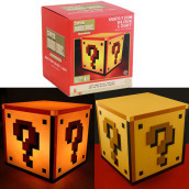 Lampada Super Mario - Question Block