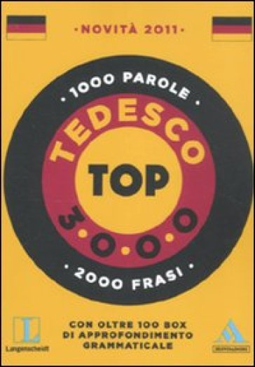 Langenscheidt. Tedesco. Top 3000