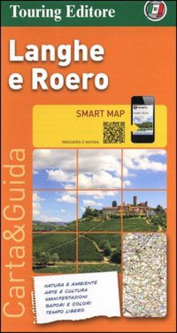 Langhe e Roero 1:175.000 -  pdf epub