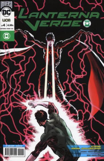 Lanterna Verde. 4. - G. Mainolfi pdf epub