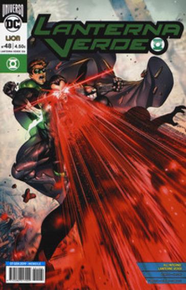 Lanterna Verde. 48. - F. Vanagolli |