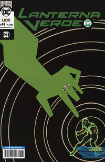 Lanterna Verde. 49. - L. Corti   Thecosgala.com