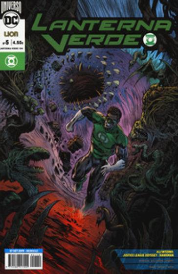 Lanterna Verde. 5. - G. Mainolfi |