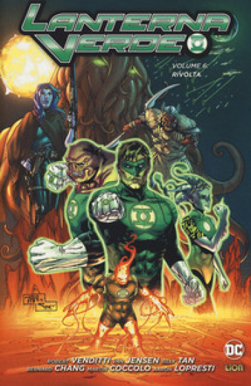 Lanterna Verde. 6: Rivolta - Robert Venditti |