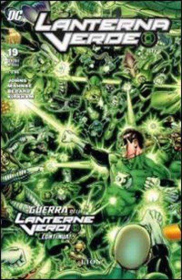 Lanterna verde. 19: La guerra delle lanterne verdi