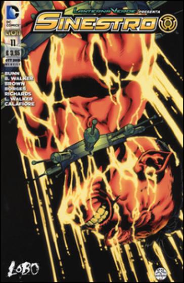 Lanterna verde presenta: Sinestro. 11. - Cullen Bunn |