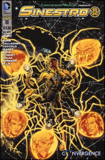 Lanterna verde presenta: Sinestro. 13. - Cullen Bunn  