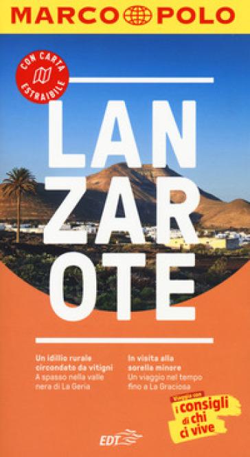 Lanzarote. Con atlante stradale - Izabella Gawin |