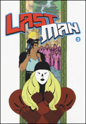 Last man. Con adesivi. 2. - Balak | Rochesterscifianimecon.com