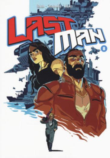 Last man. Con adesivi. 8. - Balak |