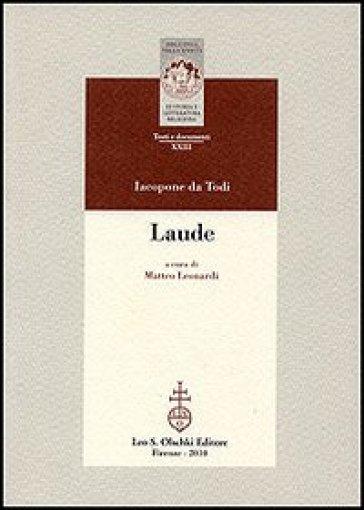 Laude - Iacopone da Todi |