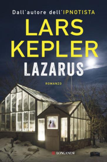 Lazarus - Lars Kepler |