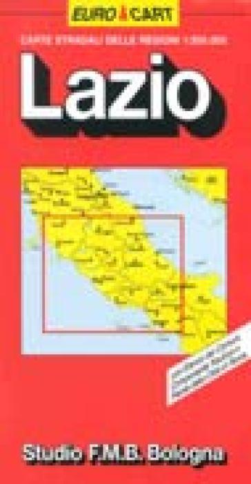 Lazio 1:300.000