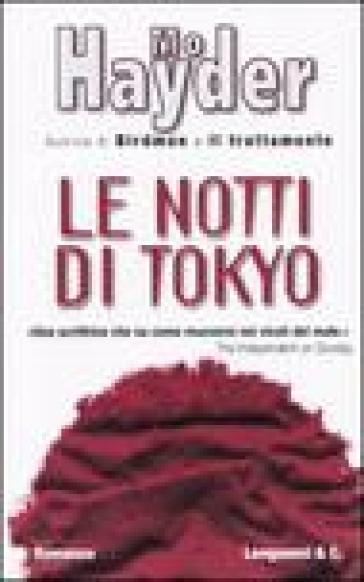 Le Notti di Tokyo - Mo Hayder |