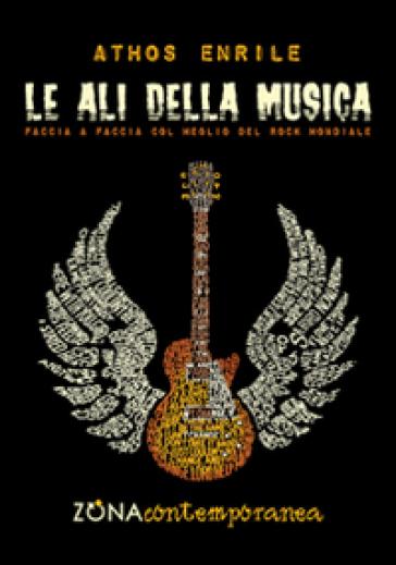 Le ali della musica - Athos Enrile   Rochesterscifianimecon.com