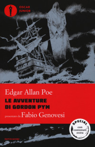Le avventure di Gordon Pym - Edgar Allan Poe | Rochesterscifianimecon.com