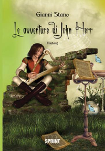 Le avventure di John Herr - Gianni Stano | Thecosgala.com
