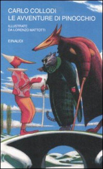 Le avventure di Pinocchio - Carlo Collodi | Rochesterscifianimecon.com