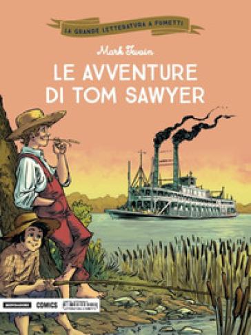 Le avventure di Tom Sawyer - Mark Twain   Jonathanterrington.com