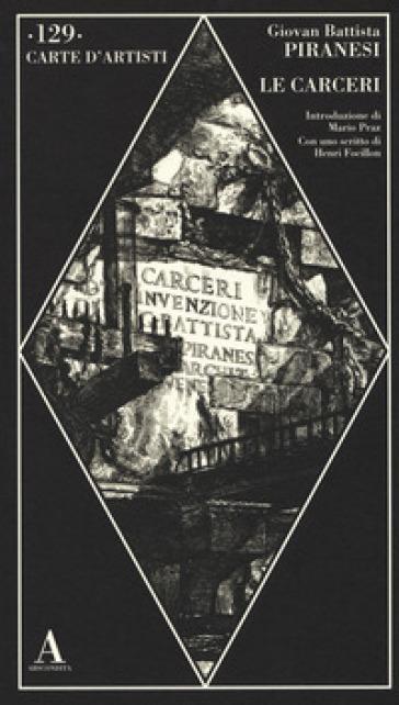 Le carceri - Giovanni Battista Piranesi |