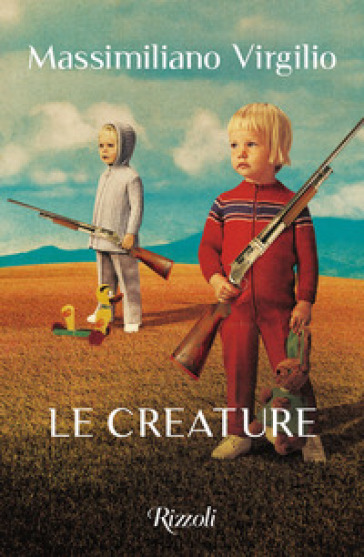 Le creature - Massimiliano Virgilio |