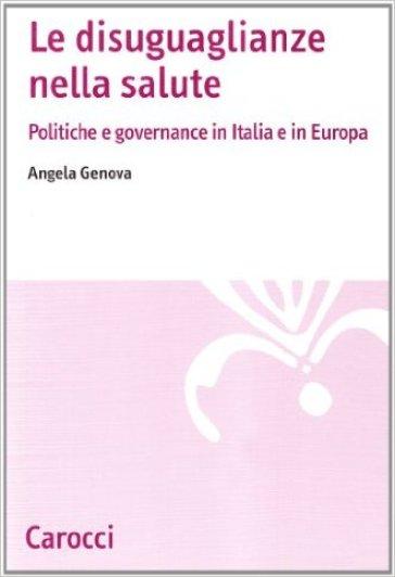 Le disuguaglianze nella salute - Angela Genova |