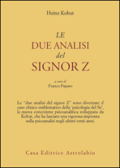 Le due analisi del signor Z